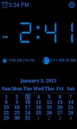 AdyClock - Night Alarm Clock