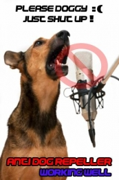 Anti Dog whistle