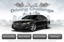 Audi A4 Driving Challenge 2.0.1