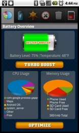 Battery Dr saver+a task killer