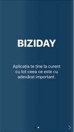 Biziday - Știri verificate pentru iPhone