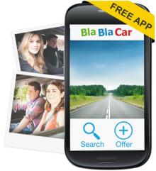 BlaBlaCar pentru iPhone, iPad