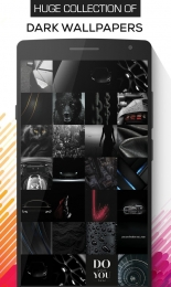 Blacker : Dark Wallpapers