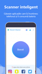 Boost Cleaner (App Lock)