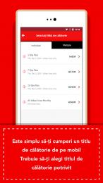 B-Pay - Aplicatia pentru bilete si abonamente STB