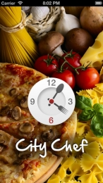 CityChef - iPhone / iPad