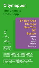 Citymapper pentru Android