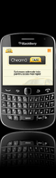 CleverTaxi pentru BlackBerry