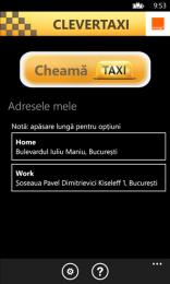 CleverTaxi pentru Windows Phone