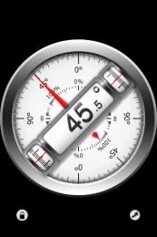 Clinometer (+bubble-level)