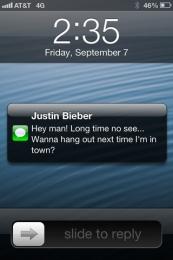 Fake-A-Text FREE pentru iPhone