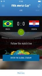 FIFA Official App - iPhone / iPad