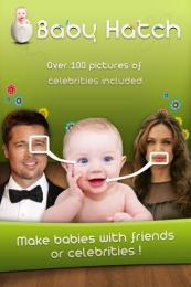Future baby's face pentru iPhone