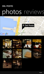 Google Maps pentru Windows Phone