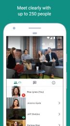 Google Meet pentru telefoanele Android