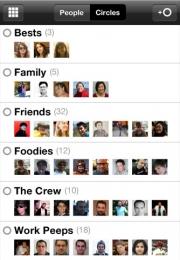 Google+ pentru iPhone