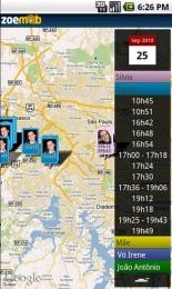 GPS Tracker pentru Android
