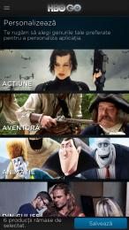 HBO GO Romania pentru Android