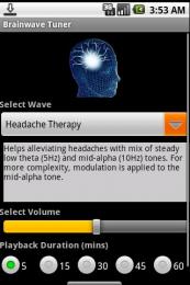 Brainwave Tuner Lite v2.2 - Android