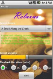 Relaxus Lite (Free)   v2.2 - Andoid