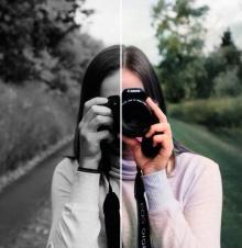 Image Colorizer - Colorează pozele alb-negru