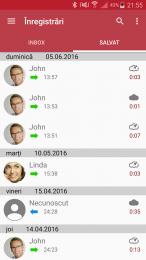 Înregistrare apeluri pe telefoanele Android