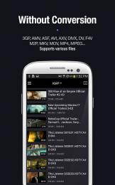 KMPlayer pentru Android