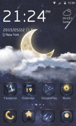 Moon Theme