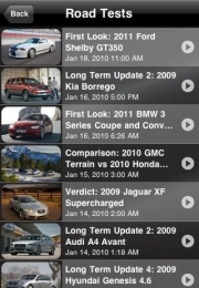Motor Trend 1.0 - iPhone