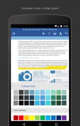 Microsoft Word pentru Android