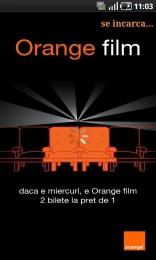 Orange film 1.0