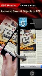 PDF Reader Lite pentru iPhone