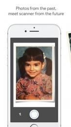 PhotoScan de la Google pentru iPhone
