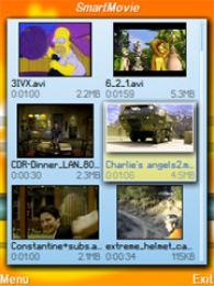 SmartMovie 4.15 - Windows Mobile