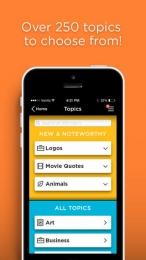 QuizUp - iPhone, iPad