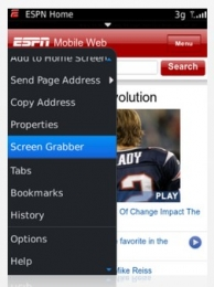 Screen Grabber Free - BlackBerry