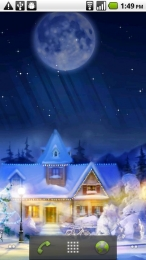 Christmas Silent Night LWP