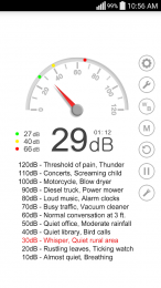 Sonometru (Sound Meter)