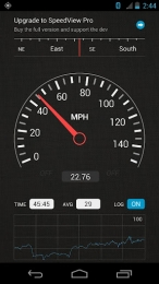 SpeedView: GPS Speedometer