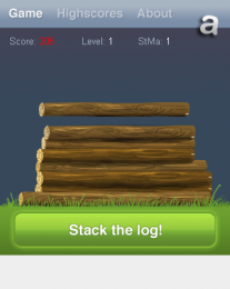 Stack the log 1.0.1