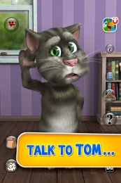 Talking Tom Cat 2 pentru iPhone