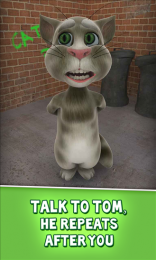 Talking Tom pentru Windows Phone
