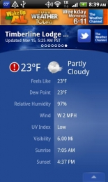 The Weather Channel - Android