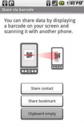 Barcode Scanner 3.4
