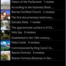 Visit Romania pentru Android