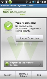Webroot Security - Free