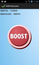 RAM Booster 2013