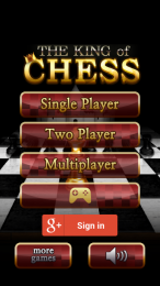 The King of Chess - (Șah pentru Android)