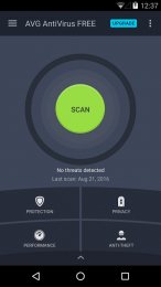 AVG AntiVirus FREE 2019 - Android