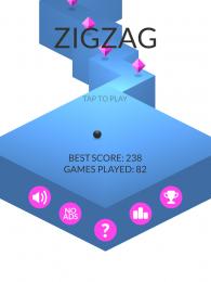 ZigZag pentru iPhone